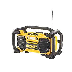 DeWalt DC013-GB Battery Charging Radio 230V