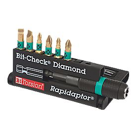 Wera BiTorsion Assorted Diamond Set 7Pc
