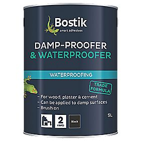 Cementone Aquaprufe Flexible Damp-Proofer & Waterproofer 5Ltr