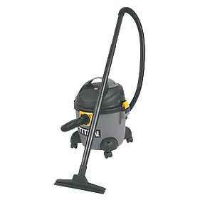 Titan TTB350VAC 1300W 9.46/4.54Ltr Wet & Dry Vacuum Cleaner 240V