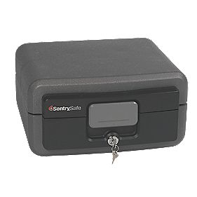 Sentry HD2100 Water Resistant Fire Safe Chest 394 x 368 x 198mm