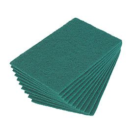 Scouring Pads Pack of 10