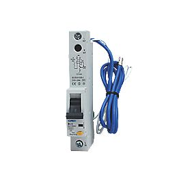 BG 20A Single Pole B Type RCBO