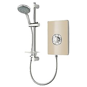 Triton Riviera Sand Manual Electric Shower 9.5kW