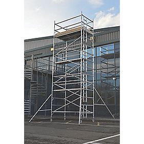Lyte SF25DW42 Helix Double Width Industrial Tower 4.2m