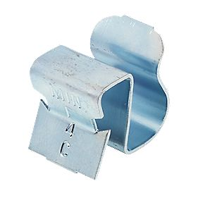 Cable Clips 4.7mm 10-11mm Cable Diameter Pack of 25