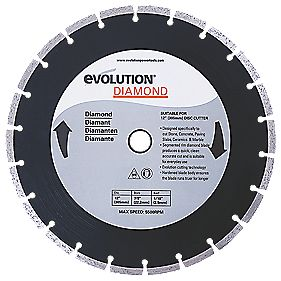 Evolution 305mm Diamond Blade