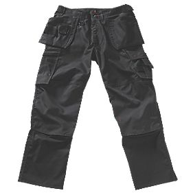 Mascot Lindos Trousers Black 36W 32L