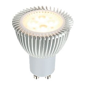 LAP LED Hi Power Dimmable GU10 LED Lamp 320Lm 5W Warm White