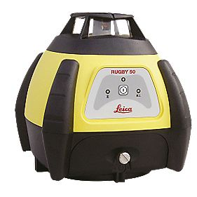 Leica Rugby 50 Self-Leveling Laser Level
