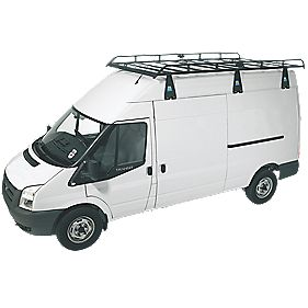 Rhino R532 Modular Roof Rack Ford Transit High Top
