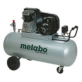 Metabo MEGA 550 200Ltr Air Compressor 400V