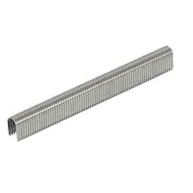 Cable Tacker Staples Galvanised 10 x 6.3mm Pack of 5000