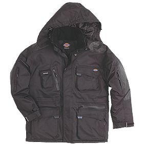 Dickies Eisenhower Waterproof Jacket Black L