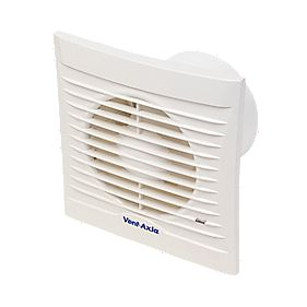 Vent-Axia Silhouette 100A Axial Bathroom Extractor Fan 14W