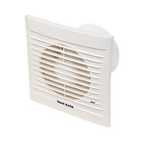 Vent Axia 100A Axial Bathroom Extractor Fan Bathroom