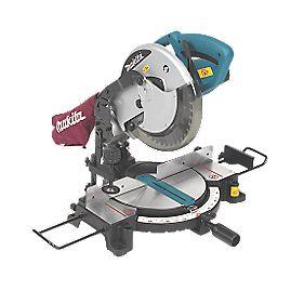 Makita MLS100/1 250mm Compound Mitre Saw 110V