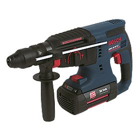 Bosch GBH 36VFLI 4.5kg 2.6Ah Li-Ion Cordless SDS Plus Hammer Drill 36V