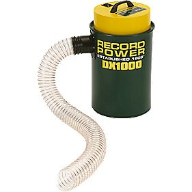 Record Power DX1000 53Ltr/sec Dust Extractor 230V