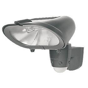 LAP IQ-NALP180-300D-E-D-GR Hi-Lo PIR Floodlight Graphite 230V 230W 2250Lm