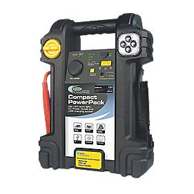 Ring 400W Power Pack & Jump Starter 12V