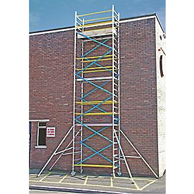 Lyte HL62SW18 Frame Tower 6.2m Platform Height 1.8m Length Single Width