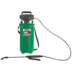 Ronseal Pump Sprayer 5Ltr