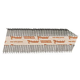 Paslode IM350+ Ring Hot Dipped Galvanised Nails 3.1 x 75mm Pack of 1100