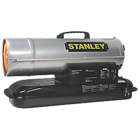 Stanley Paraffin Forced Air Heater kW