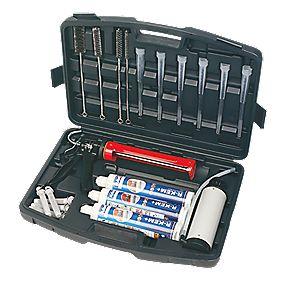 Rawlplug R-KEM+ Resin Kit & Site Box