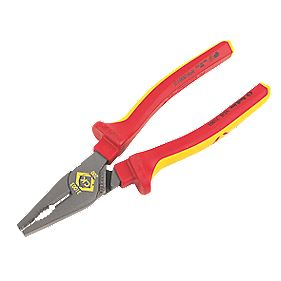 CK VDE Combination Pliers - 203mm