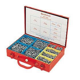 Quicksilver Screw Pro Case 2000Pieces