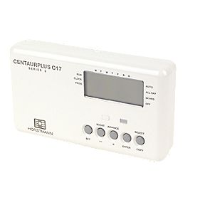 Horstmann CentaurPlus C17 Timeswitch with Li-Ion Battery Back-up