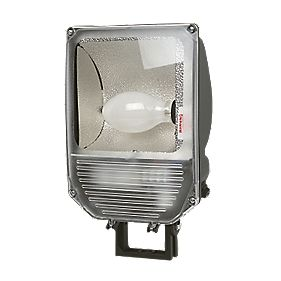Trac Trac-Pro SON 70W Asymmetric Commercial Floodlight & Photocell