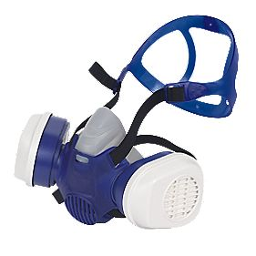 Draeger Chemical Half Mask with Filters P3