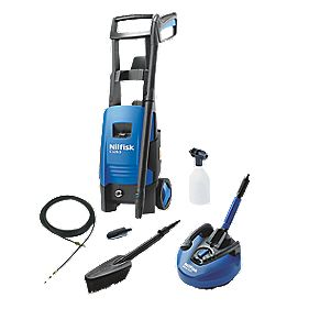 Nilfisk C120 3-6 120bar Pressure Washer and Accessory Kit