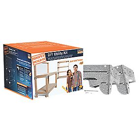 Simpson Strong-Tie Workbench Kit Metallic Galvanised Steel