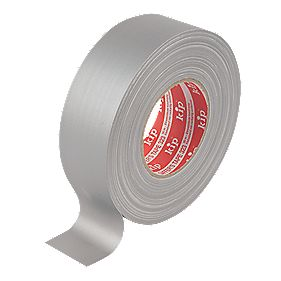 Kip Pro Multipurpose Gaffer Tape Matt Grey 50mm x 50m