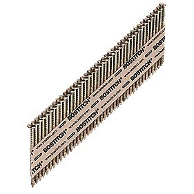Bostitch Collated Framing Nails Galvanised 2.8ga 50mm Pack of 2000