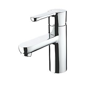Bristan Nero Basin Mixer Bathroom Tap