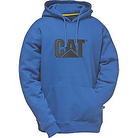 CAT CW10646 Trademark Sweatshirt Blue L