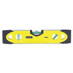 STANLEY SHOCKPROOF TORPEDO LEVEL MAGNET NO SIZE