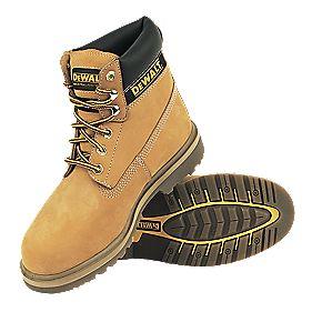 DeWalt Explorer Safety Boots Wheat Size 12