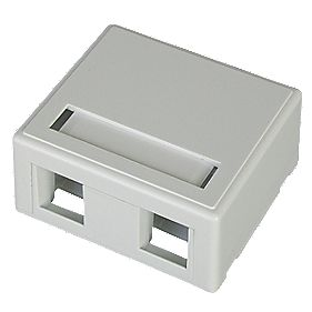 Philex Twin Keystone Surface Mount Box