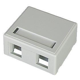 Philex Twin Keystone Surface Mount Box