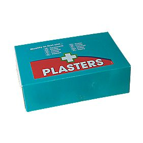 Wallace Cameron Heavy Duty Assorted Plasters Pack of 150