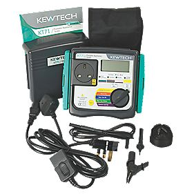 Kewtech KT71 Portable Appliance Tester