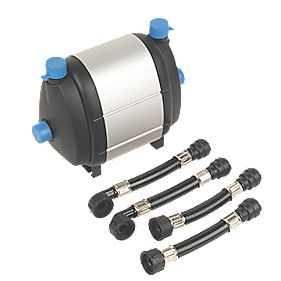 Flomasta Centrifugal Positive Head Shower Pump with Twin Impeller 2bar
