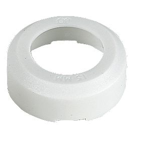 JG Speedfit Collet Covers White 15mm Pack of 100