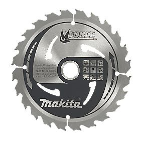 Makita Circular Saw Blade 24T 165 x 20mm
